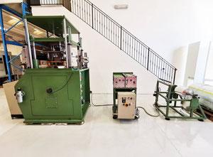 Ronconi Stampa Alluminio Stamping press