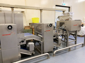 BVT Bakery Equipment  Complete bread production line