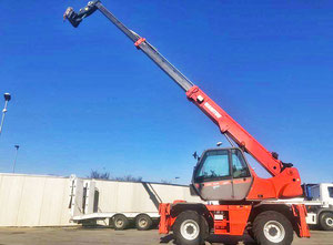 Used Manitou MRT 1432 Telescopic handler