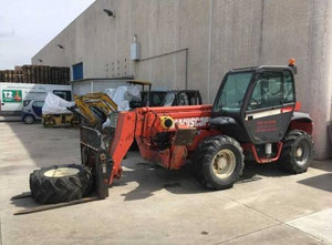 Used Manitou MVT 1330 SL Telescopic handler