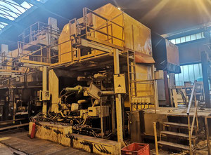 Bühler H800 B fully reconditioned aluminium die casting machine