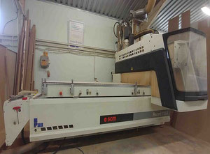 SCM Record 110S Wood CNC machining centre