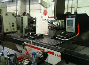 Used HURON SXB325 cnc vertical milling machine