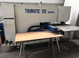 Punch makinesi Trumpf Trumatic 120R