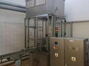 Machine de production, conditionnement et division de beurre Trepko 222 KPS