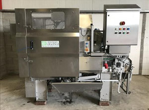 ABL PDS TT50 Vegetable and fruit cutting, washing and blanching machine