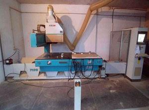 Holzher Eco-Master 7120 Wood CNC machining centre