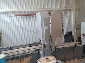 Mz Project CNC Hopper Band saw