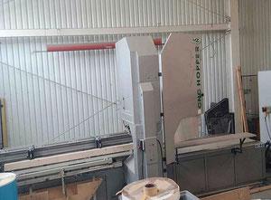 Scie à ruban Mz Project CNC Hopper