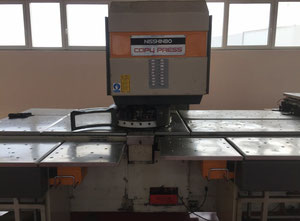 Nisshinbo Copy press CNC Stanzmaschine