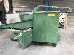 Pierret Industries CT60 Recycling machine