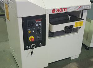 SCM S520 Wood chipping machine