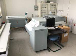 Cyfrowa prasa do druku OCE TDS 700