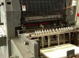 Heidelberg GTOZ 52 Offsetdruckmaschine 2 Farben
