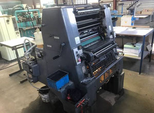 HEIDELBERG GTO 52 NP Offset one colour