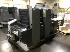 HEIDELBERG SM 52-2P Offset two colours