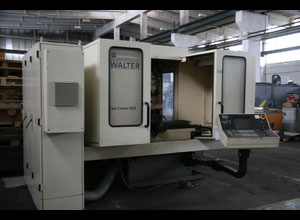 Walter Heli Center GC-6 Tool Grinding Machine / Tool and Cutter Grinder