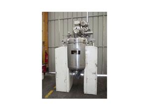 Miscelatore sottovuoto SIP in acciaio inox con rivestimento isolato in acciaio inossidabile
