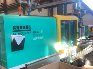 Arburg 570 A ALLDRIVE Injection moulding machine