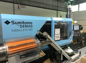 SUMITOMO SHI DEMAG Injection moulding machine