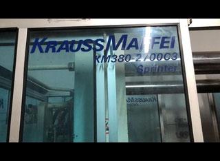 Krauss Maffei KM 380-2700C3 Sprinter P90510094