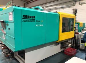 ARBURG 720 A ALLDRIVE Injection moulding machine