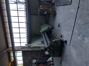 Used Italmex Cfc Plate rolling machine