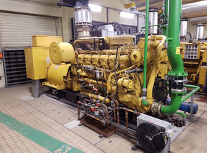 Caterpillar 3516 TA 4 Generator set