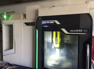 Dmg Mori Ecomill 50 Machining center - 5 axis