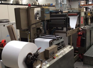 Aquaflex LXXM1 8 Colour UV Flexo Press Label printing machine