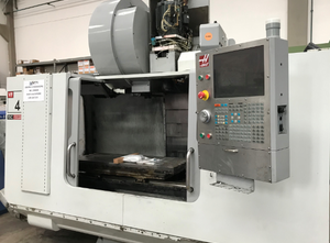 Used HAAS VF-11 BHE Machining center - vertical