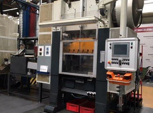 Hydrotec Maschinenbau FSTA2-50 Transfer Press / Extrusion Press