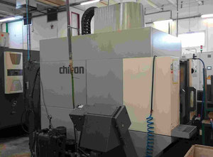 Chiron FZ 12 W Machining center - vertical