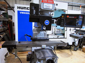 XYZ SMX3000 turret milling machine