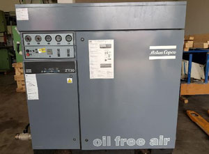 Atlas Copco ZT 30 Compressed air plant