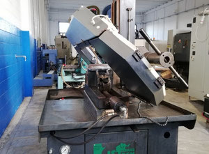 Used ISTECH 350 SA band saw for metal