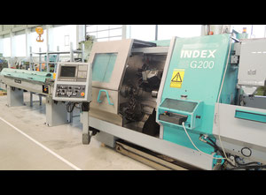 Index G200 Drehmaschine CNC