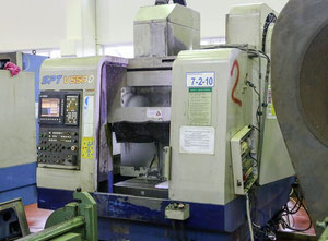 Hyundai SPT V550D CNC Fräsmaschine Vertikal