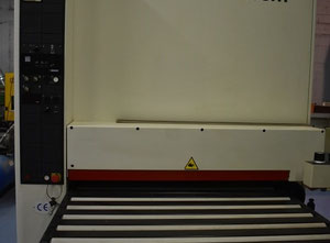 Used Scm Group SANDYA 10 RCS 110 Wide belt sander