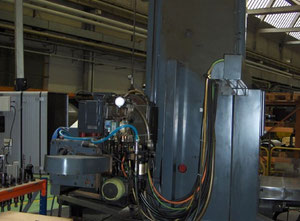 GRAFFENSTADEN PRA731 Table type boring machine CNC