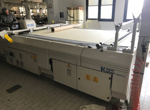Bullmer Conveyor Automated cutting machine