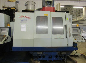 DEPO Jet 1208 High Performance Vertical Machining Centre