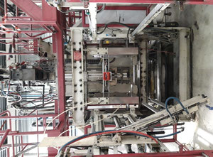 Kautex H10-3S80 Blowmoulding machine