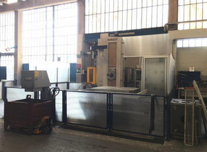 Used MICROCUT HBM 4 cnc vertical milling machine