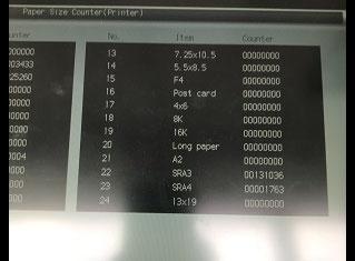 MGI Meteor dp 8700xl P90515096