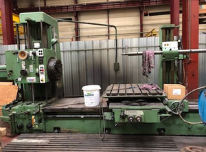 Union BFT 80/2 milling machine