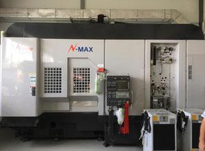Centro di lavoro 5 assi Nissin N-MAX