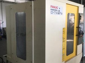 Centro di lavoro verticale Fanuc RobodrilI T14i