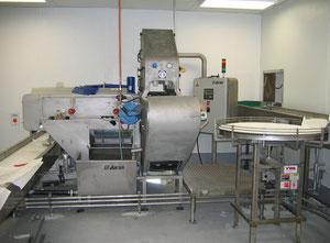 Juran Technologies JU-20 Gemüse und Obst- Schneide-, Wasch- und Blanchierenmaschinen
