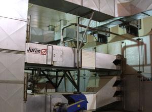 Forno rotativo Juran Technologies Dehydrators